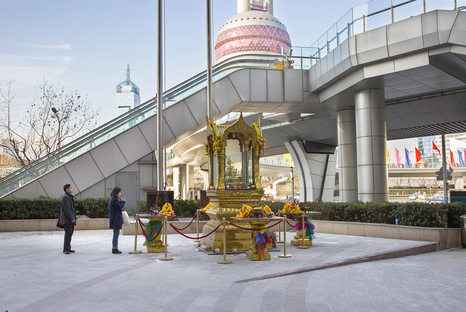 Liz Hingley, Shanghai Sacred