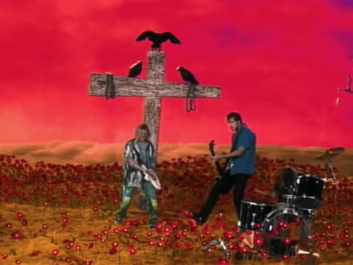 Anton Corbijn, Nirvana, Heart-Shaped Box, video still
