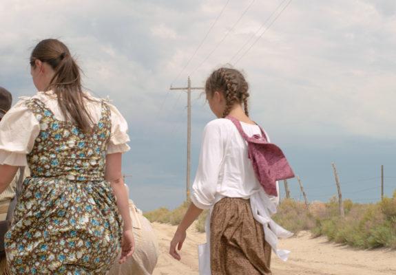 Aubrey Trinnaman, Mormon Trail