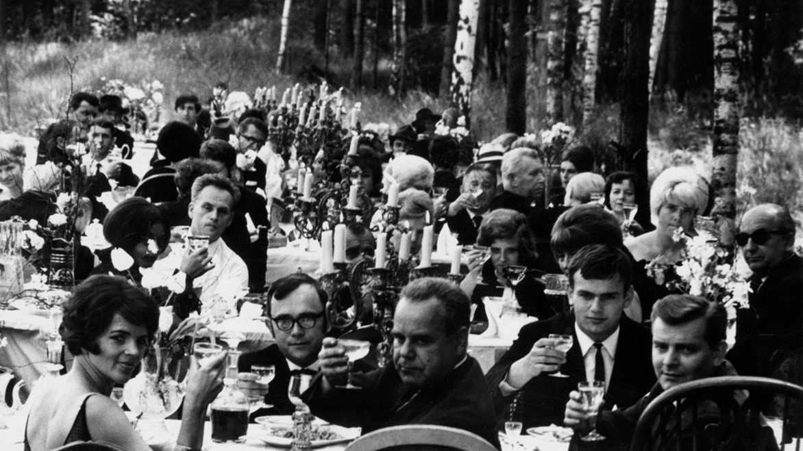 A Report on the Party and the Guests, Jan NÄ›mec, 1966, still