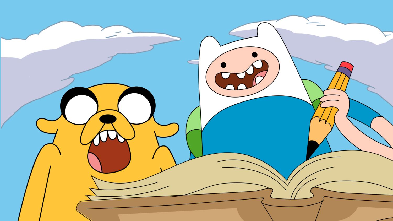 Adventure Time, still