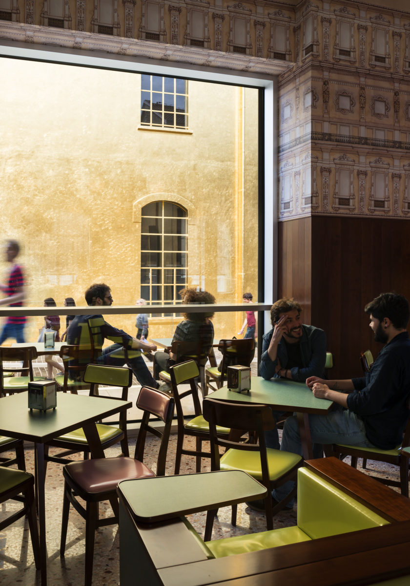 Fondazione Prada - Bar Luce 9