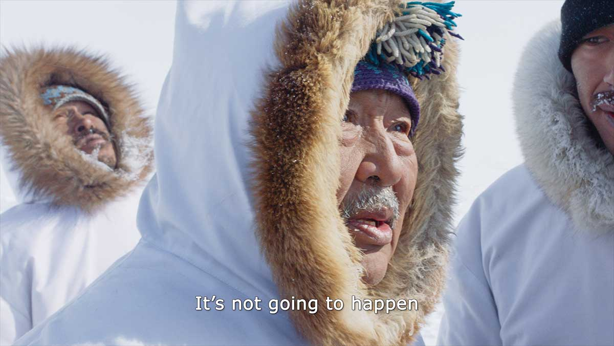 One Day in the Life of Noah Piugattuk, 2019. Photo: Levi Uttak. © Isuma Distribution International.