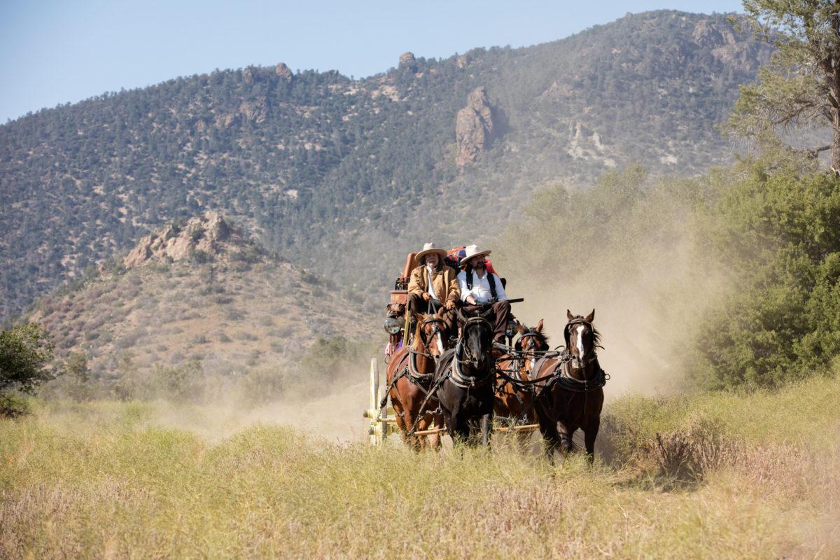 CSSC, Stagecoach, 2019