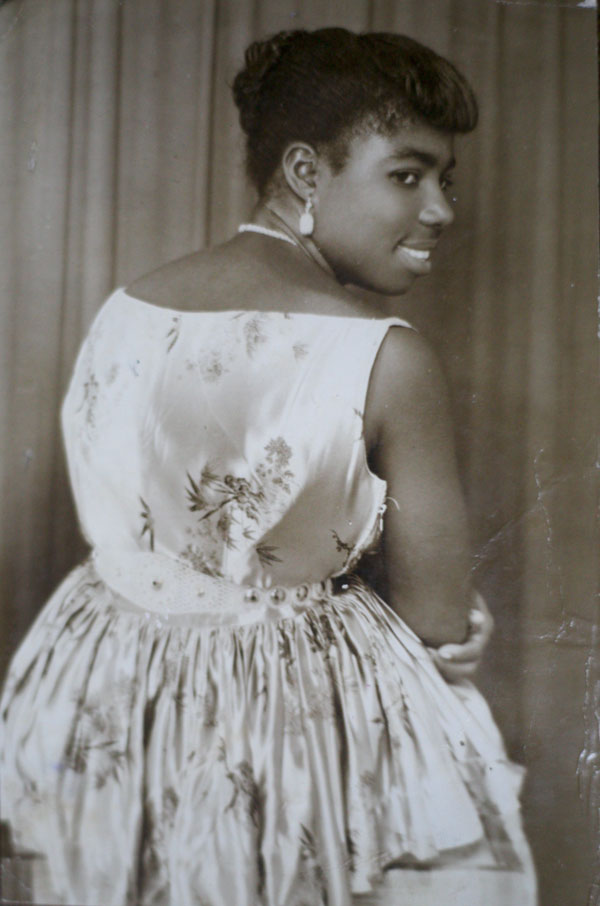 Felicia Abban, Self-Portrait II. Courtesy ANO