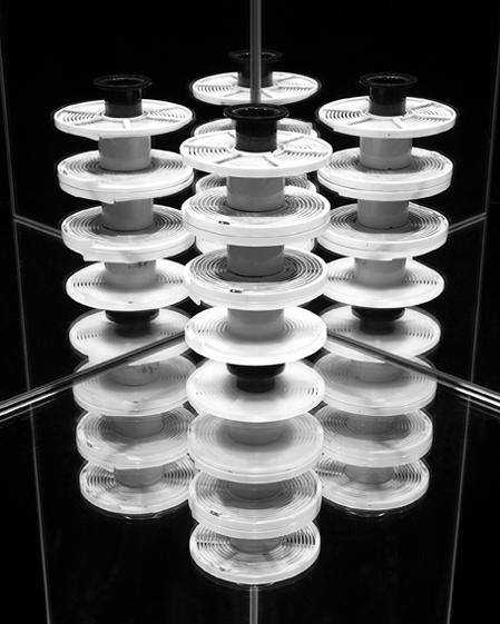 Jaya Pelupessy, Tank Reel (from the series The Studio Sculptures), 2019