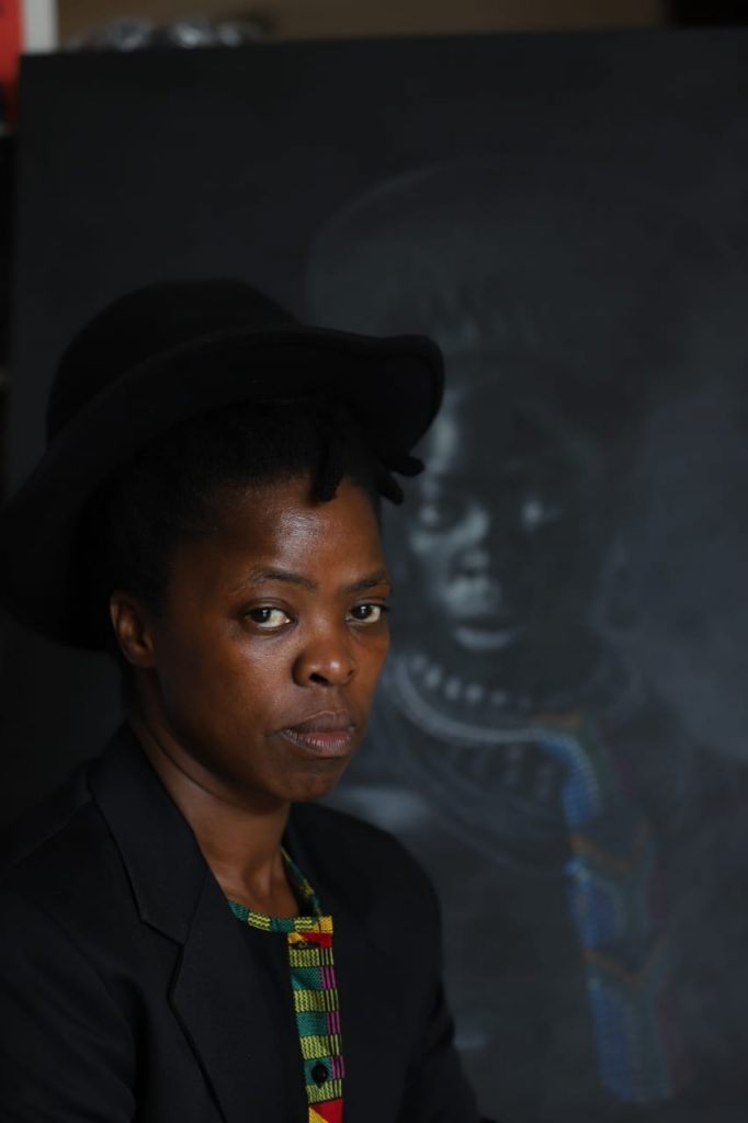 ZaneleMuholi, courtesy of Lebo Mashifane