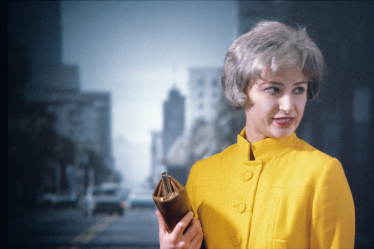 Untitled #74 by Cindy Sherman, 1980. Courtesy of the artist and Metro Pictures, New York