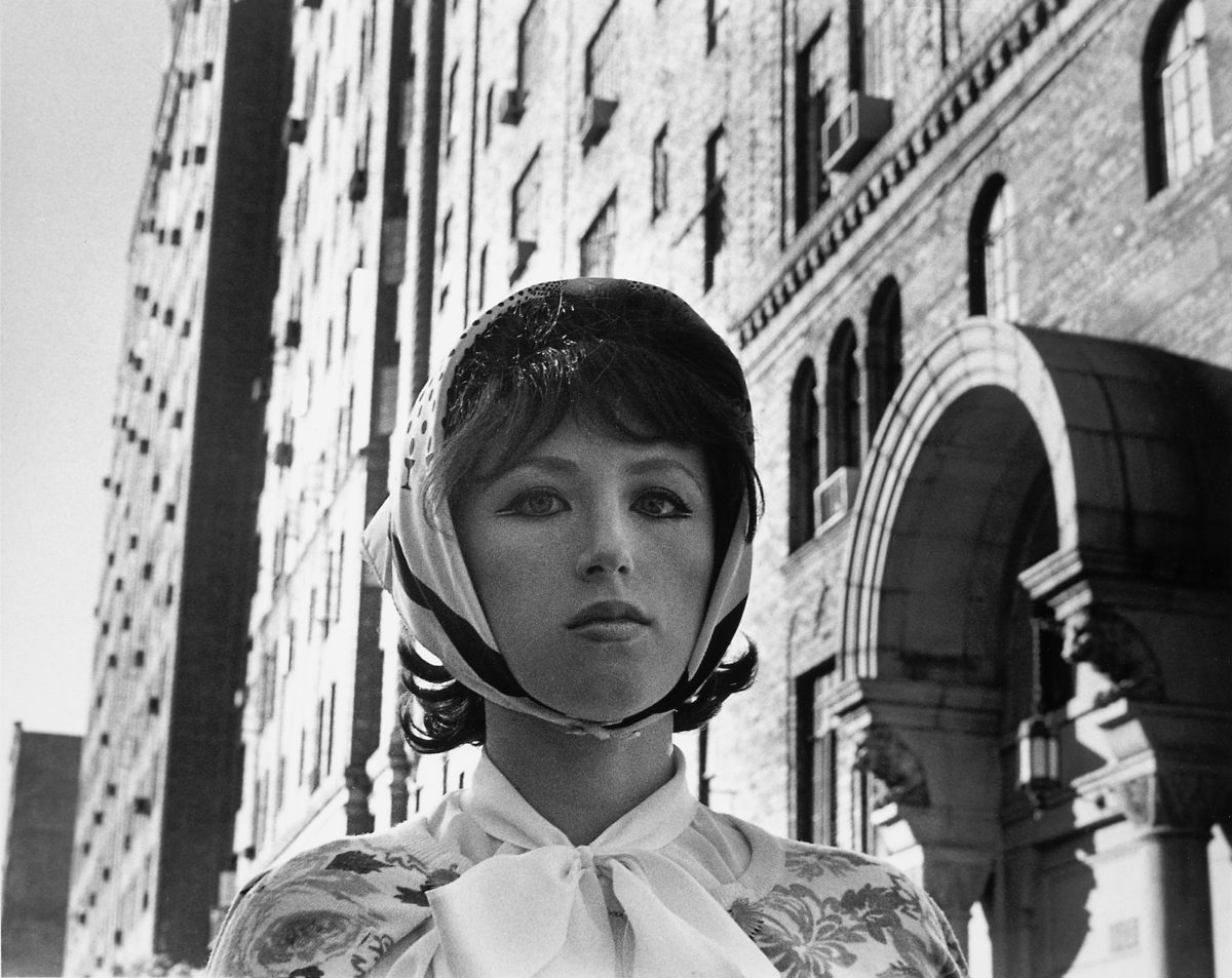 Untitled Film Still #17 by Cindy Sherman, 1978. Courtesy of the artist and Metro Pictures, New York