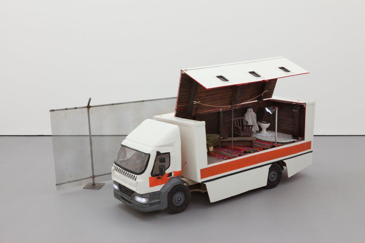 Stuart Middleton, Puppet 4, 2018, Carlos/Ishikawa, London