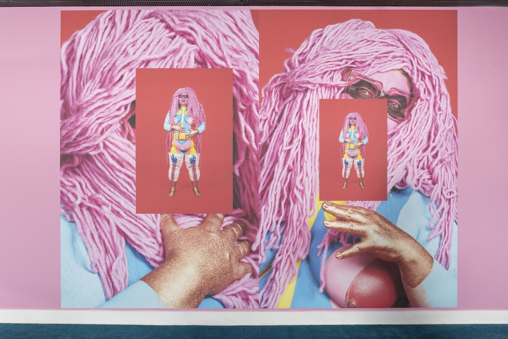Jakob Lena Knebl Seduces With Bright Colour And Bold Politics Elephant