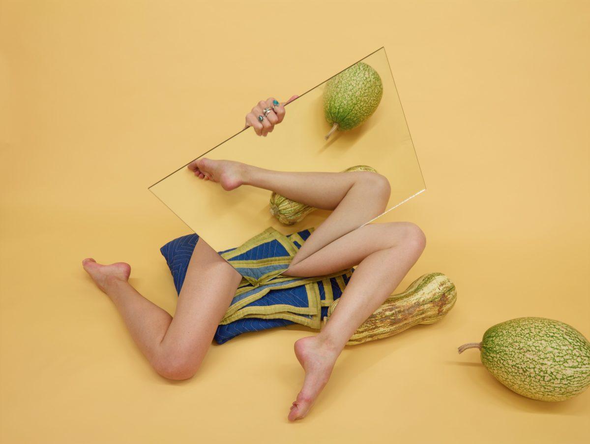 Heather Rasmussen_Untitled_ThreeLegsYellow_The Pit