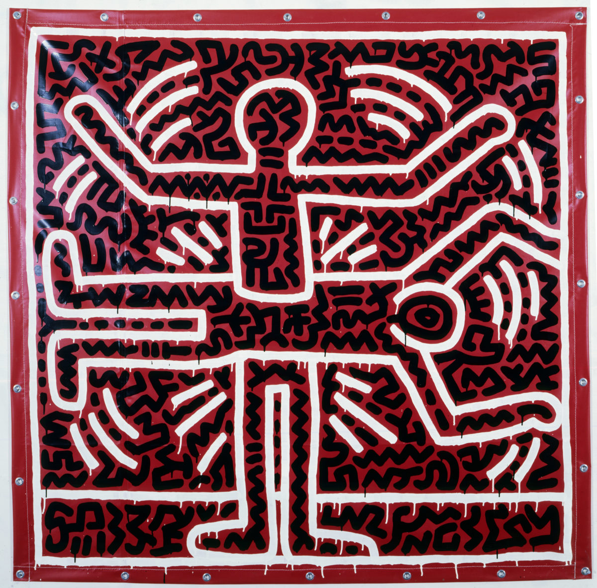 Keith Haring, Untitled 1983 [X74582]