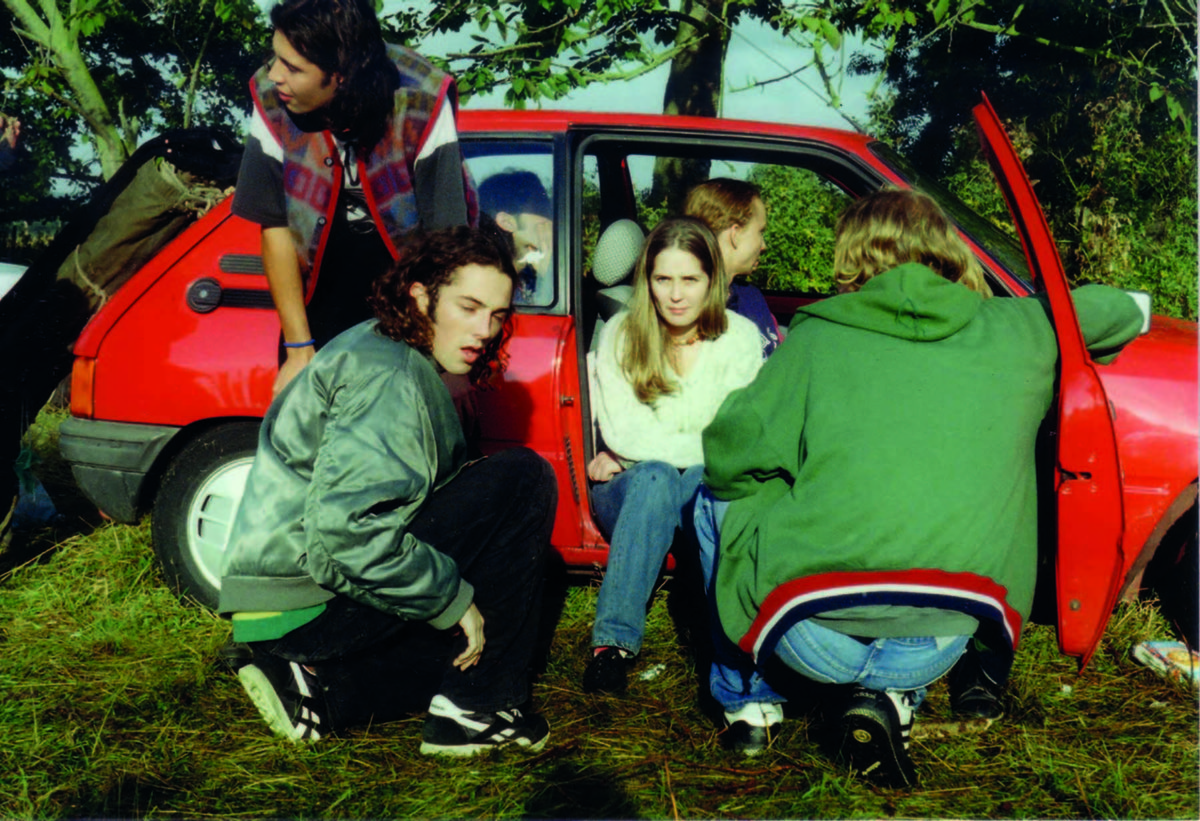 Rave Car, Kent, 1990s © Vinca Petersen