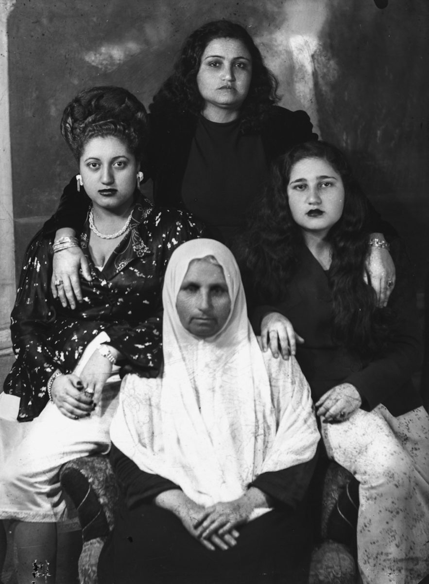 La Fondation Arabe Pour L'Image, Studio portrait, Tripoli, Lebanon