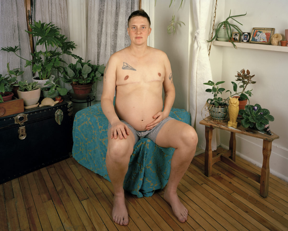 JJ Levine, Harry Pregnant, 2015