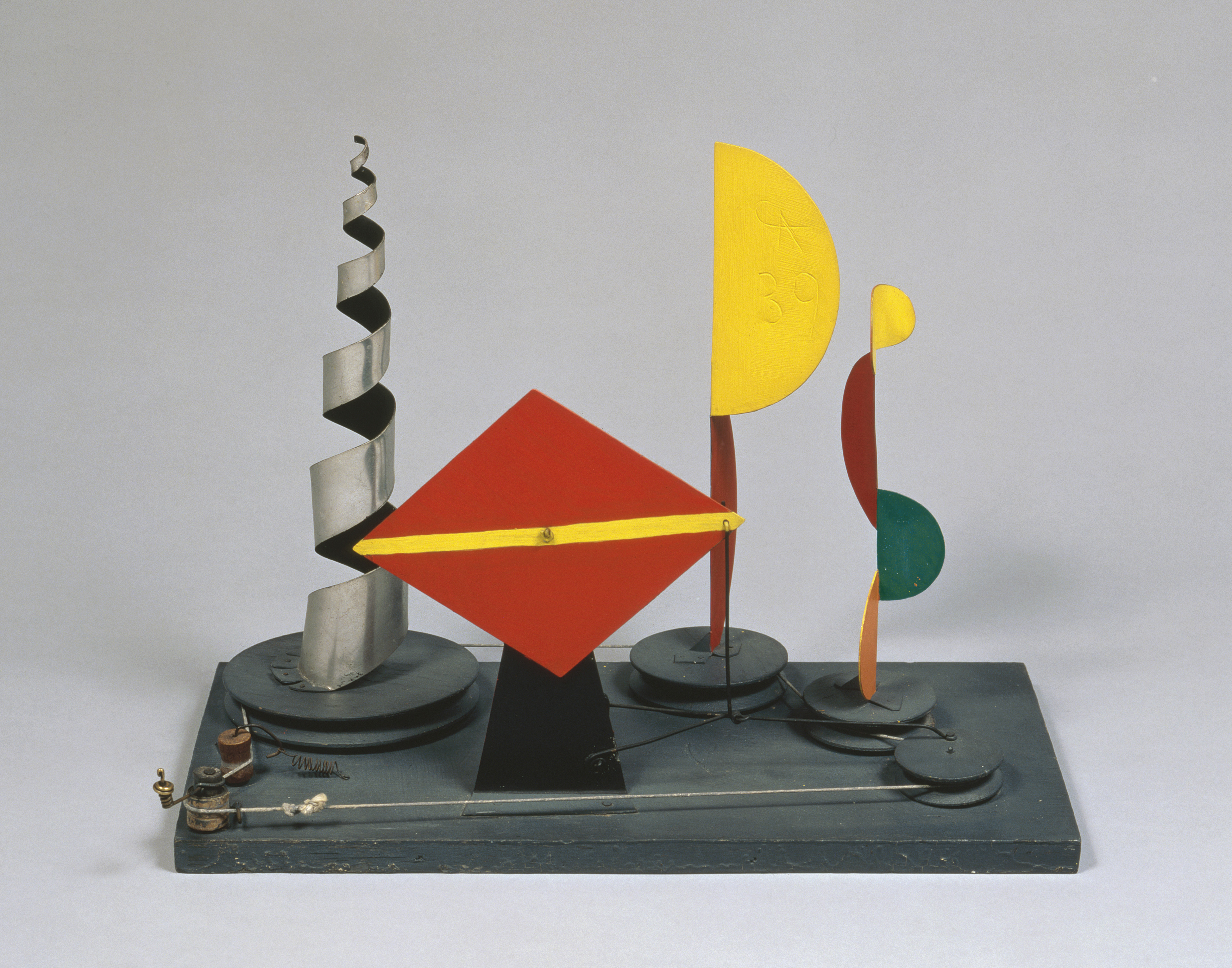 Alexander Calder. Untitled (maquette for 1939 New York World's Fair), 1938. © 2019 Calder Foundation, New York / VEGAP, Santander