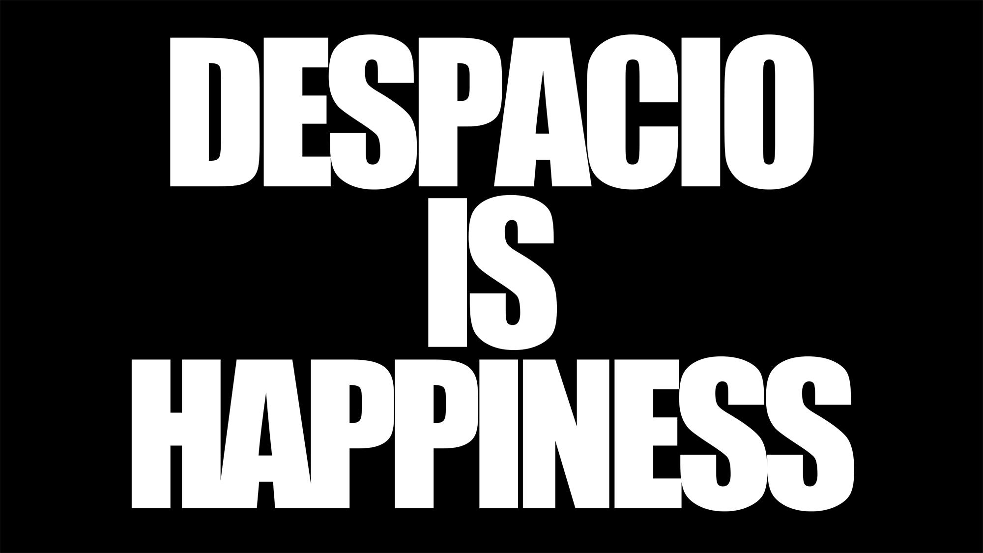 Despacio, image by James Murphy