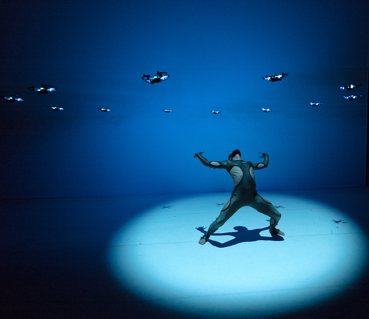 Flirt With Reality, courtesy Sadler's Wells