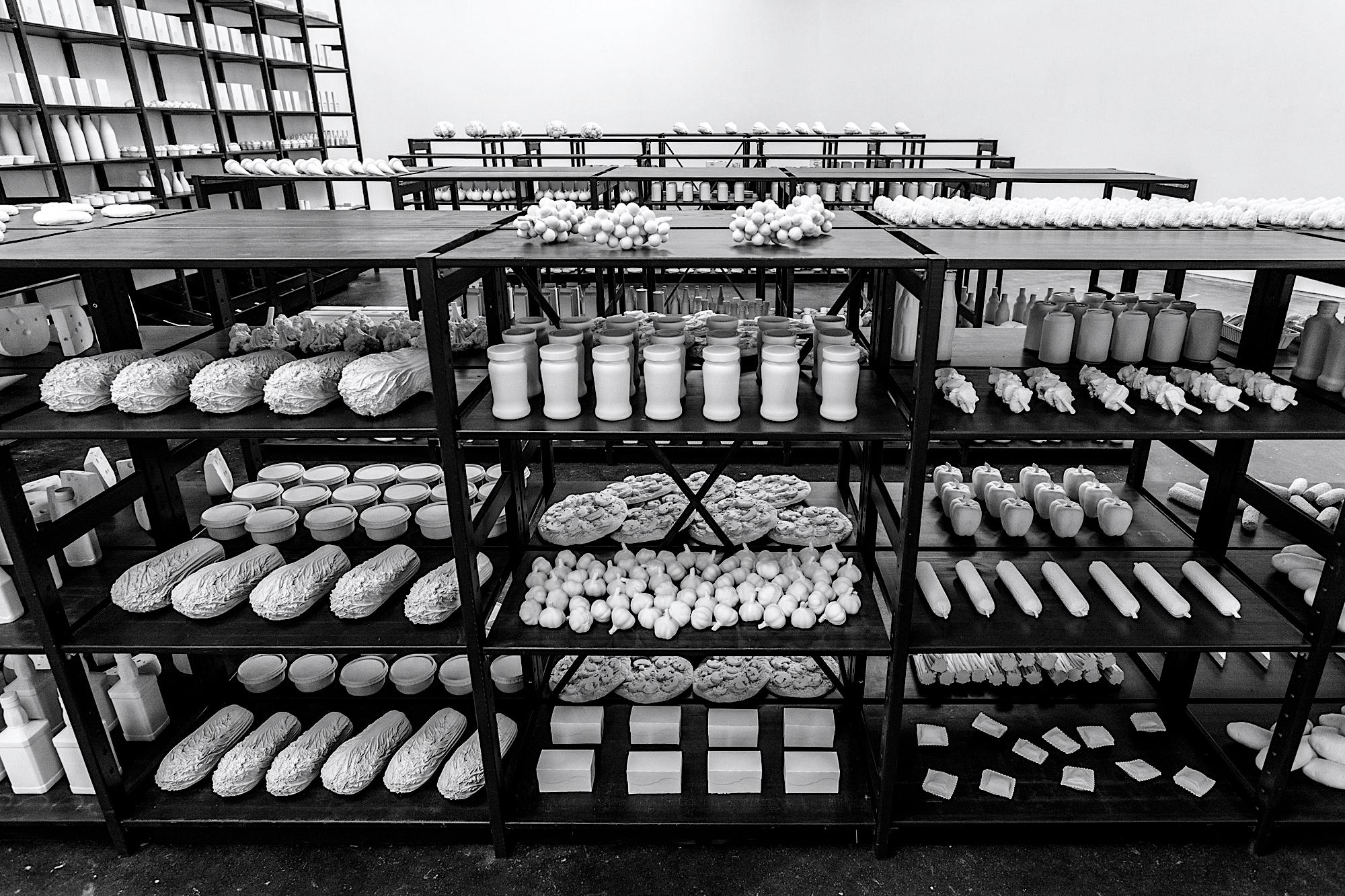 Itamar Gilboa, Food Chain Project, 2014