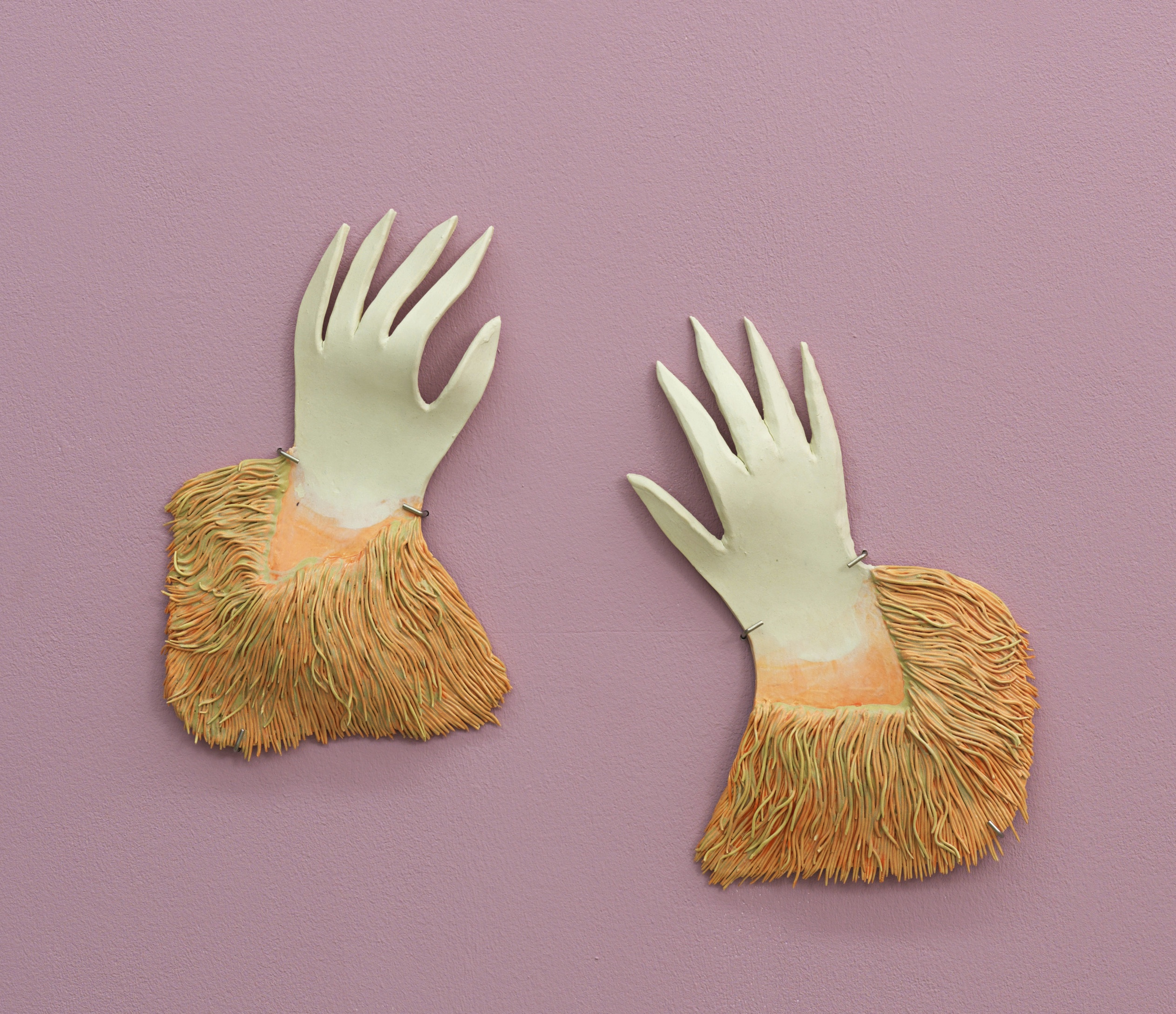 Many a girl has lost her glove, 2019. From A History of Scissors at Soy Capitan