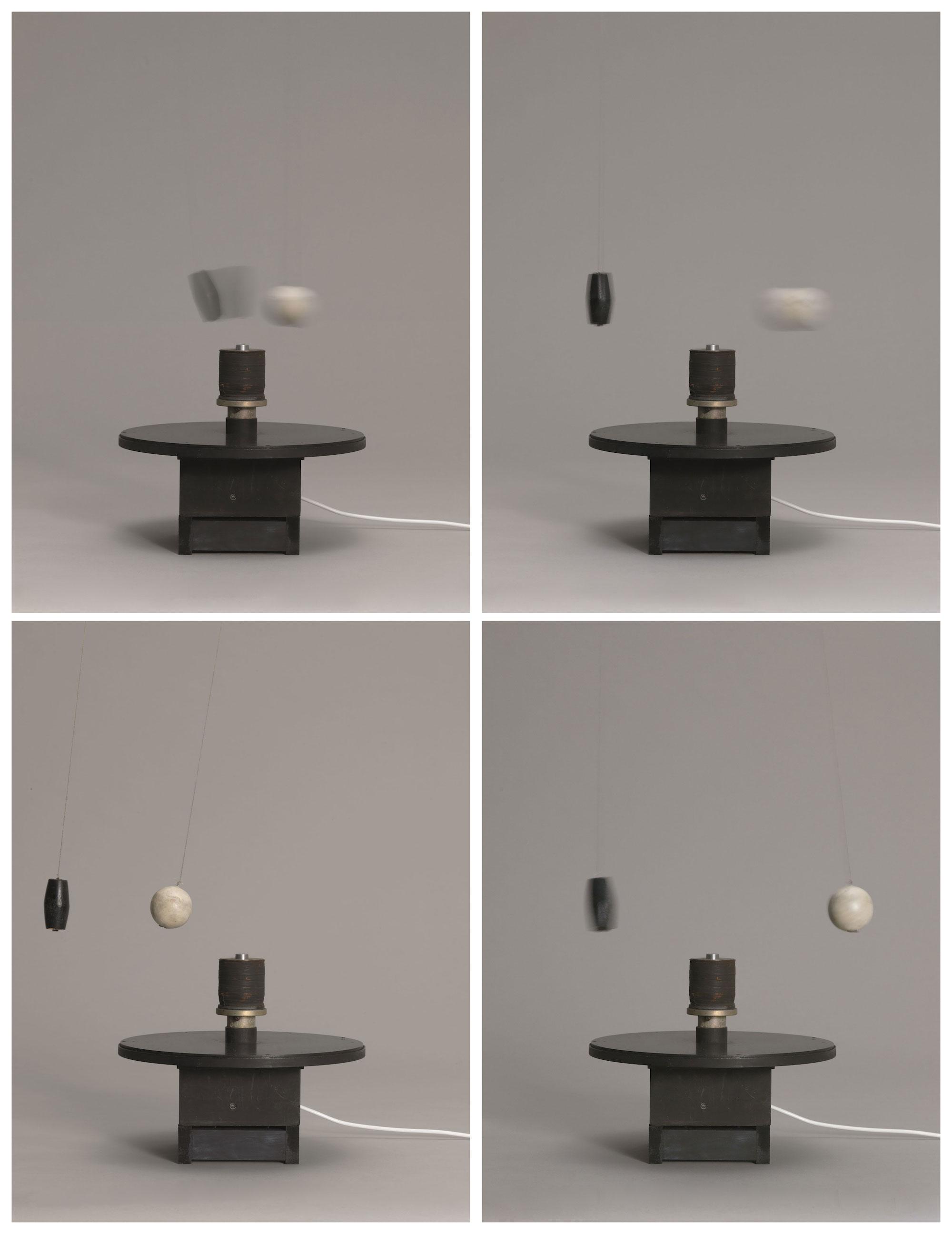 Magnetic Fields (detail), 1969. Solomon R. Guggenheim Museum, New York. Partial gift, Robert Spitzer, by exchange, 1970. Photo : Solomon R. Guggenheim Museum, New York.
