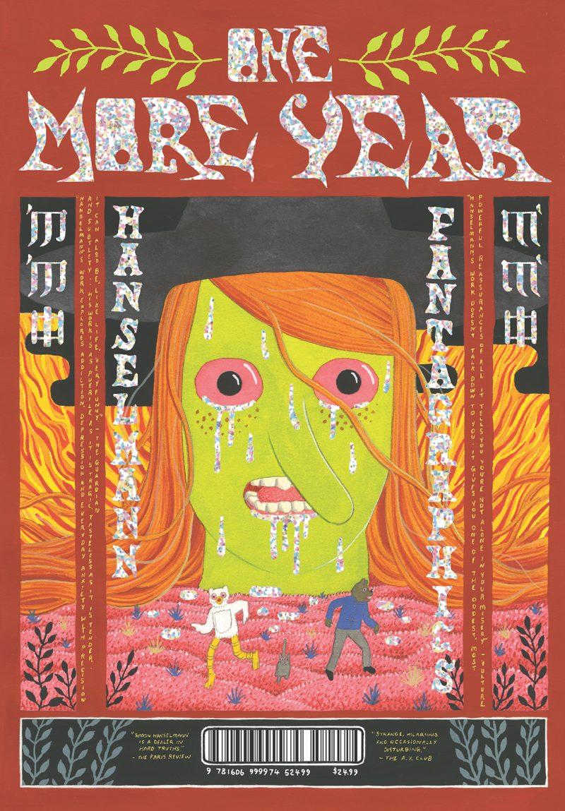 Simon Hanselmann, One More Year cover, 2017