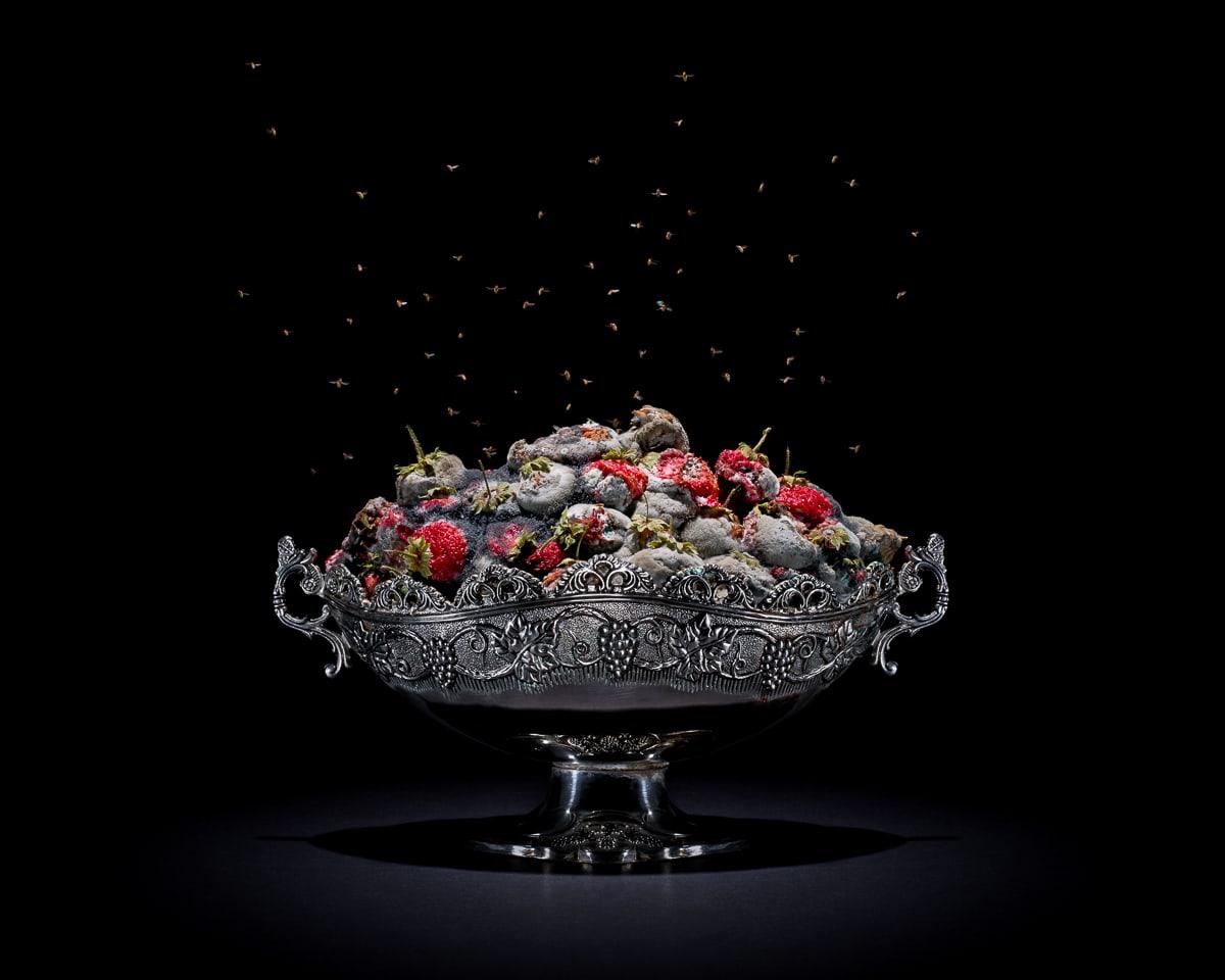 Klaus Pichler, Strawberries, 2012