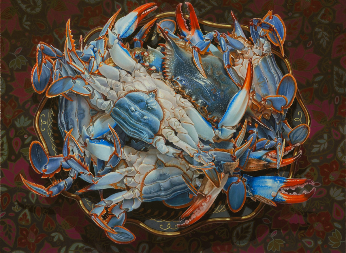 Eric Wert, Blue Crabs, 2013