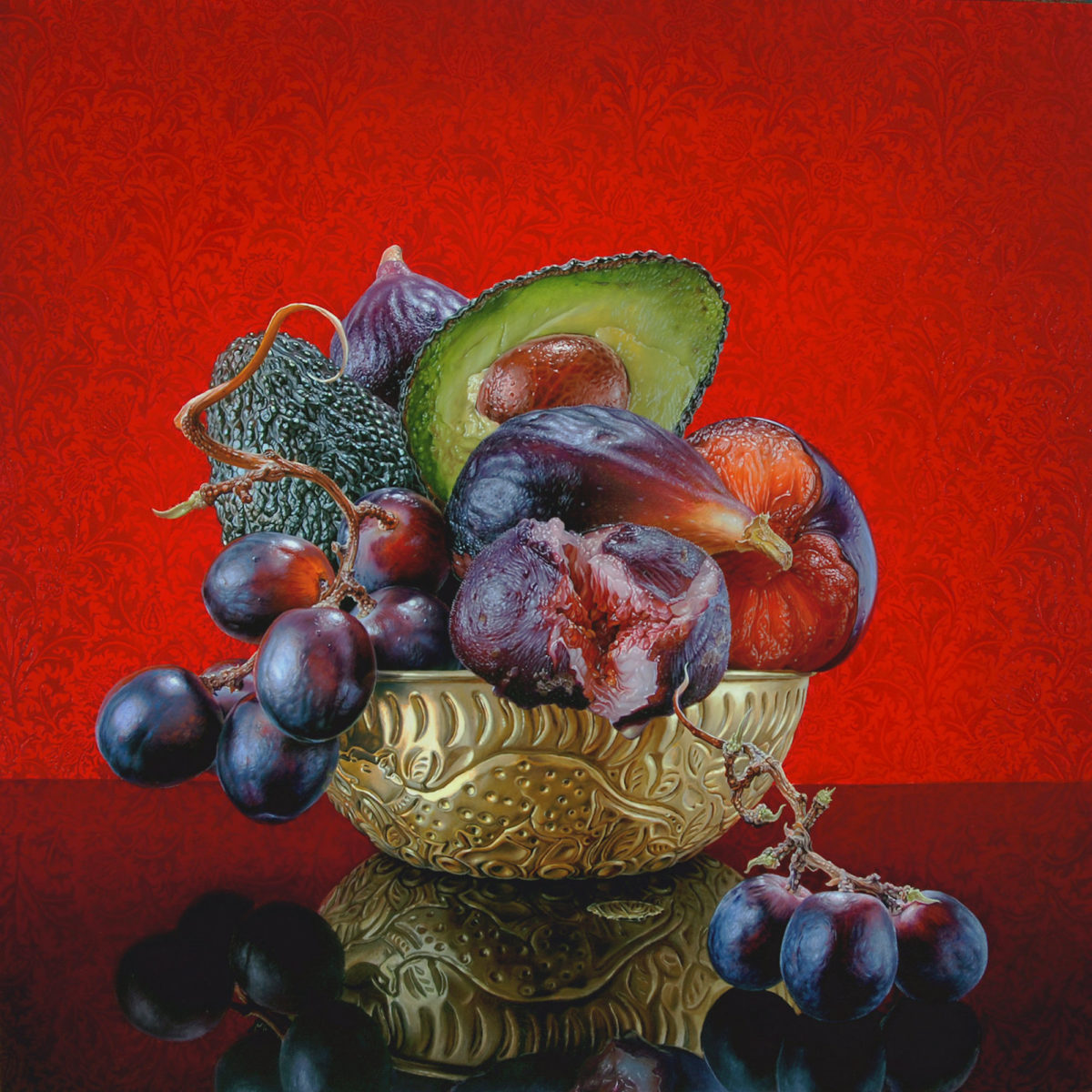 Eric Wert, An Offering,  2013
