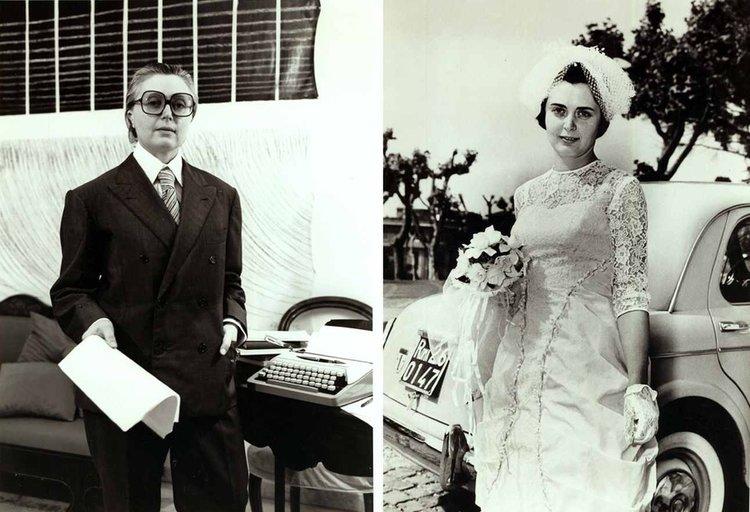 Oggi Spose, 1977. Courtesy Archivio Binga – Menna © Archivio Binga Menna