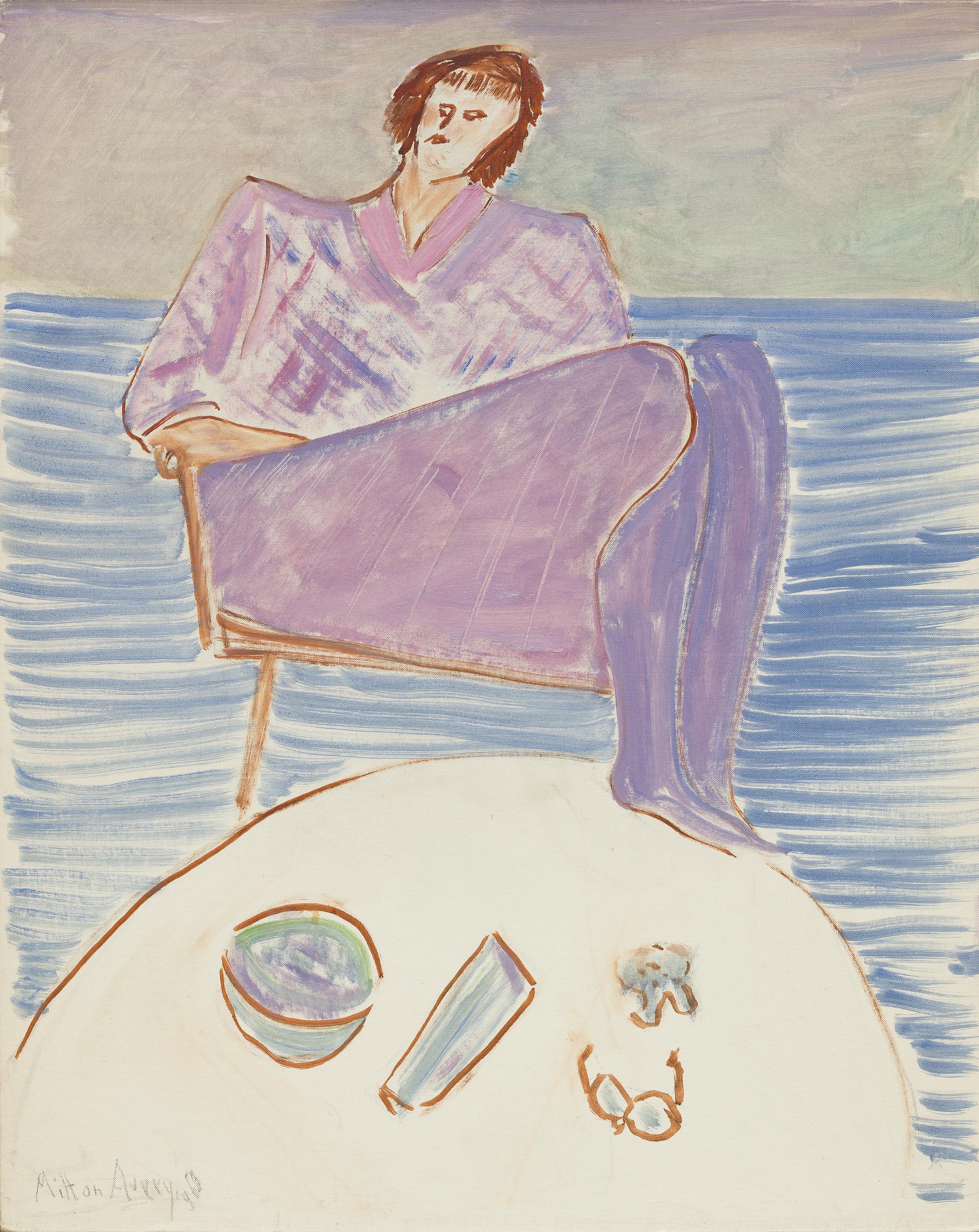 Lavender Girl, 1963