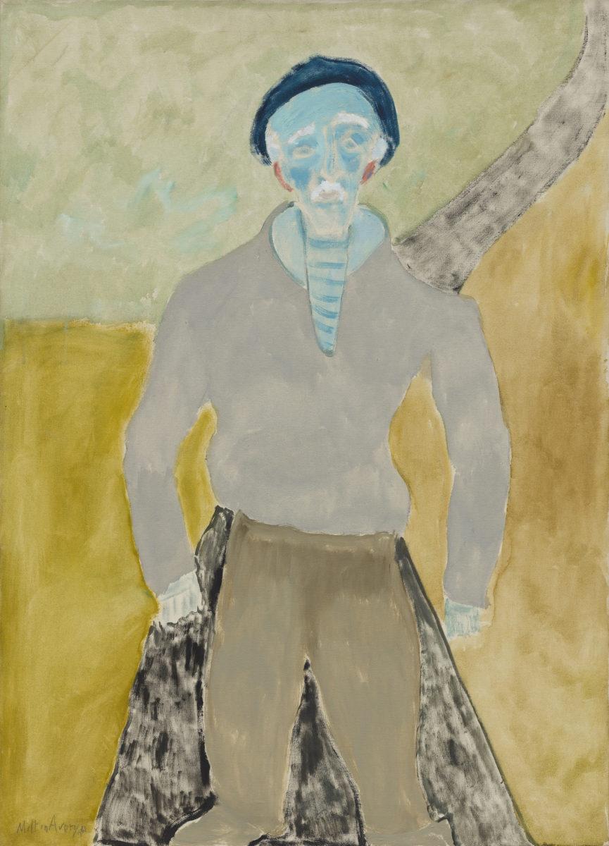 Milton Avery, 1961