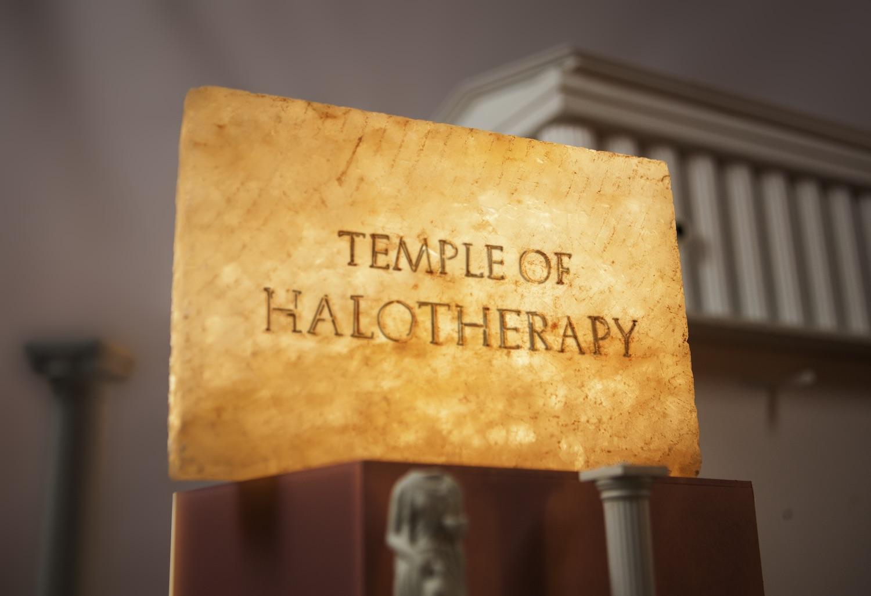 Bompas & Parr, Halotherapy Room, 2019