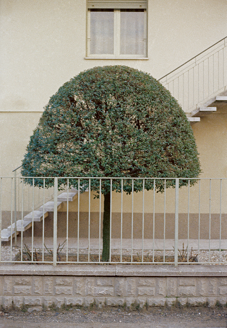 Luigi Ghirri. Image from Colazione sull'Erba (MACK, 2019). Courtesy the estate of the artist and MACK.