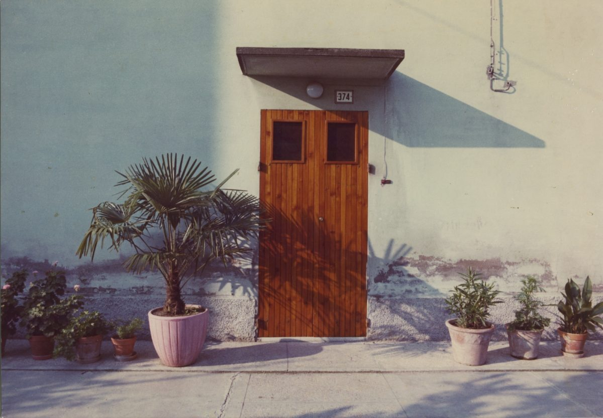 Luigi Ghirri, Modena, TBD © Estate of Luigi Ghirri. Courtesy the Estate, Thomas Dane Gallery, and Matthew Marks Gallery