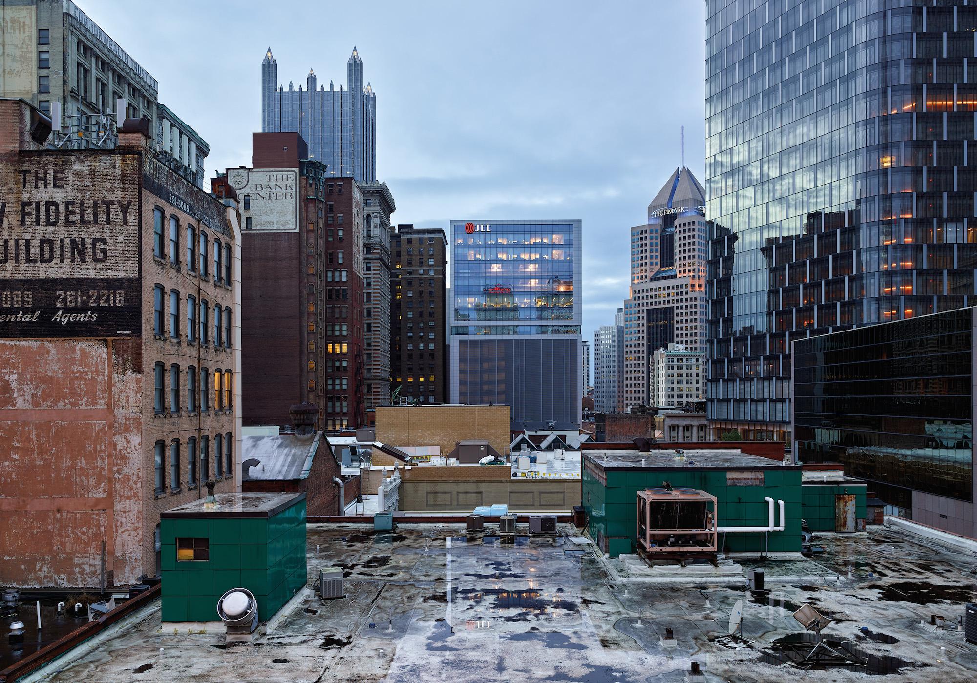 Pittsburgh, Pennsylvania 11.2017 © Mark Power / Magnum Photos