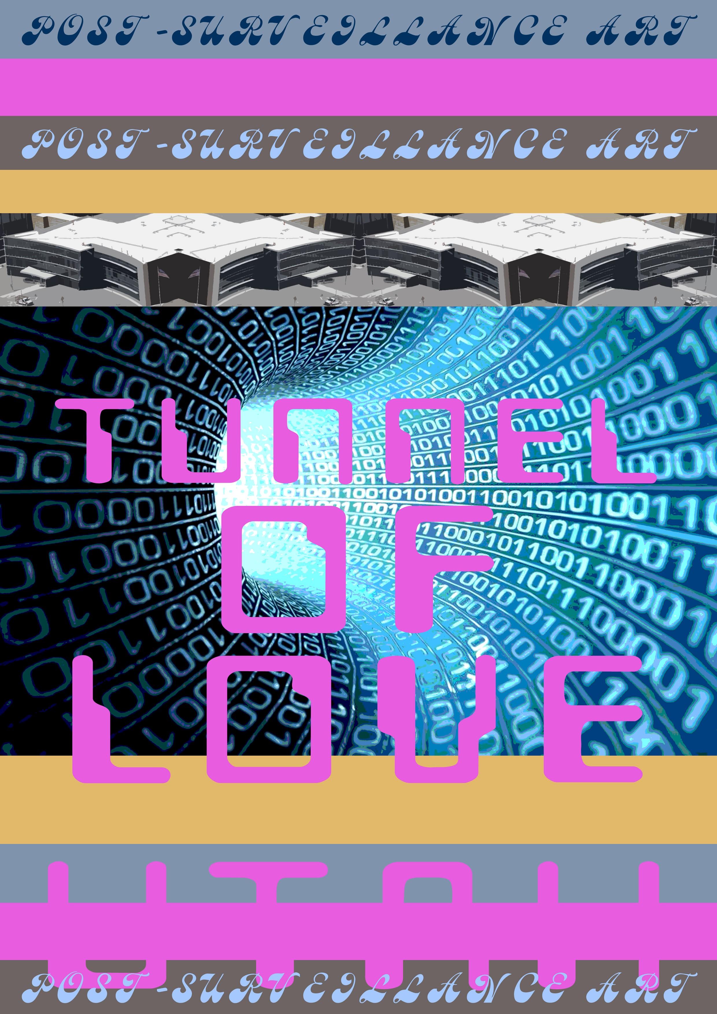 Suzanne Treister, Post-Surveillance Art/Tunnel of Love, 2014