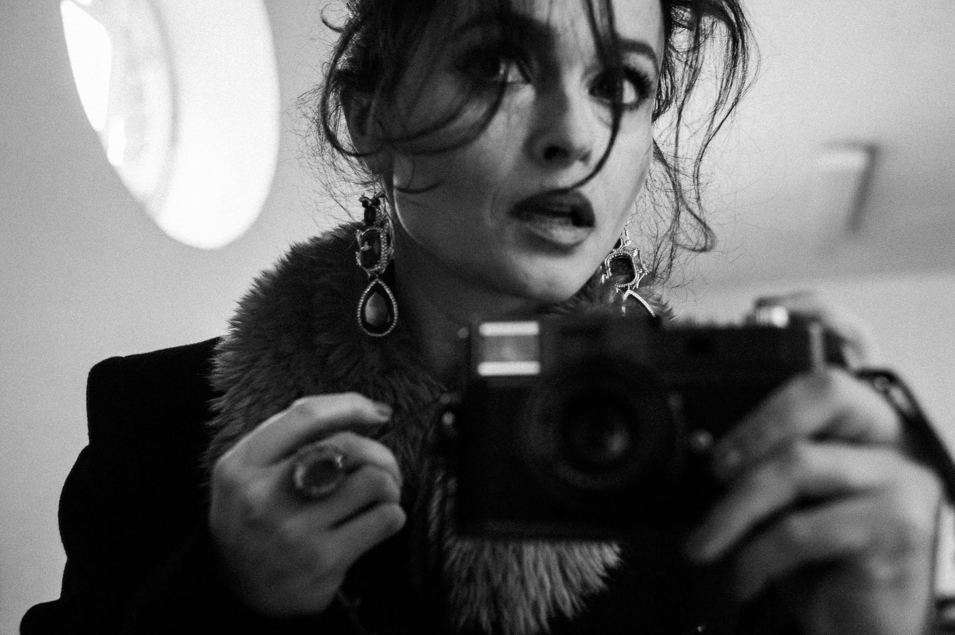 Helena Bonham Carter Benjamin McMahon