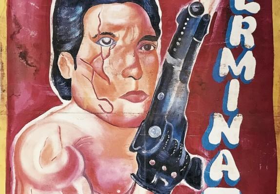 Artist: Ridwaas Arts Terminator 2, c. 1992 Via Ernie Wolfe Gallery