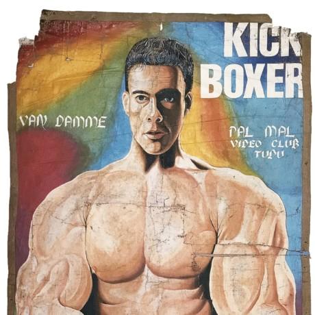 Artist: Muslim Kick Boxer, 1994 Via Ernie Wolfe Gallery