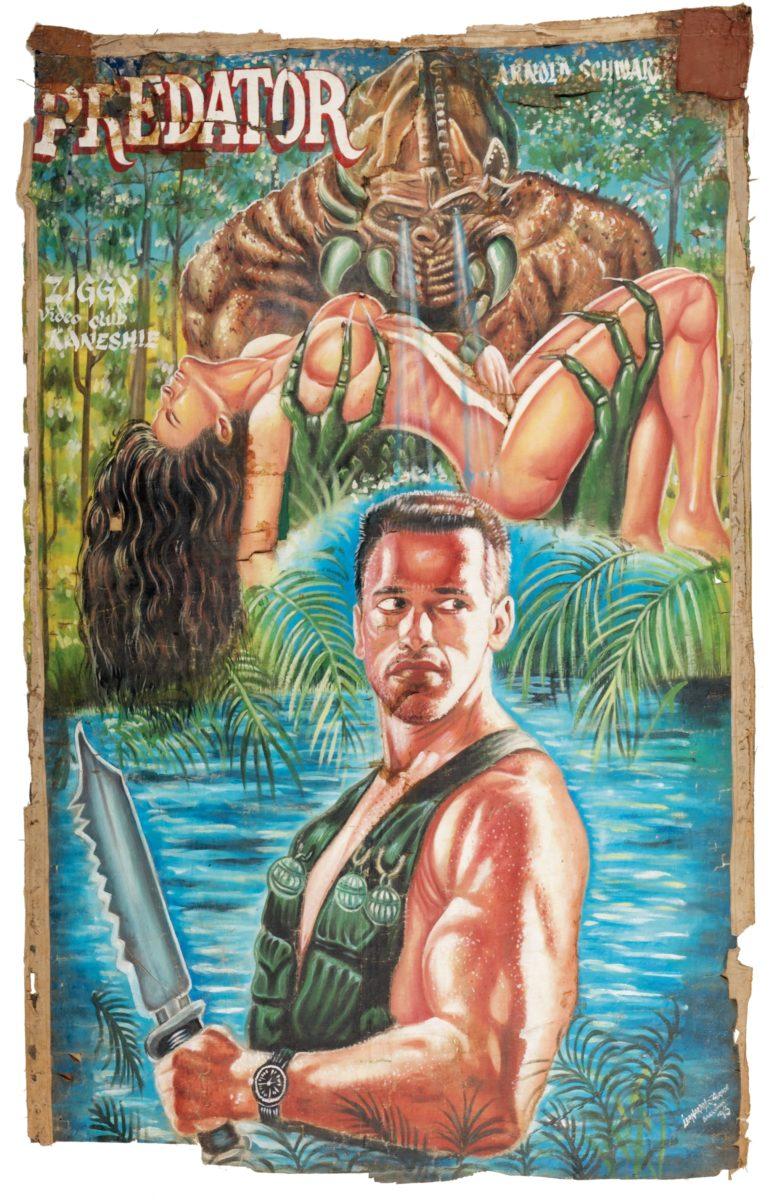 Leonardo Predator, 1993. Courtesy Ernie Wolfe Gallery
