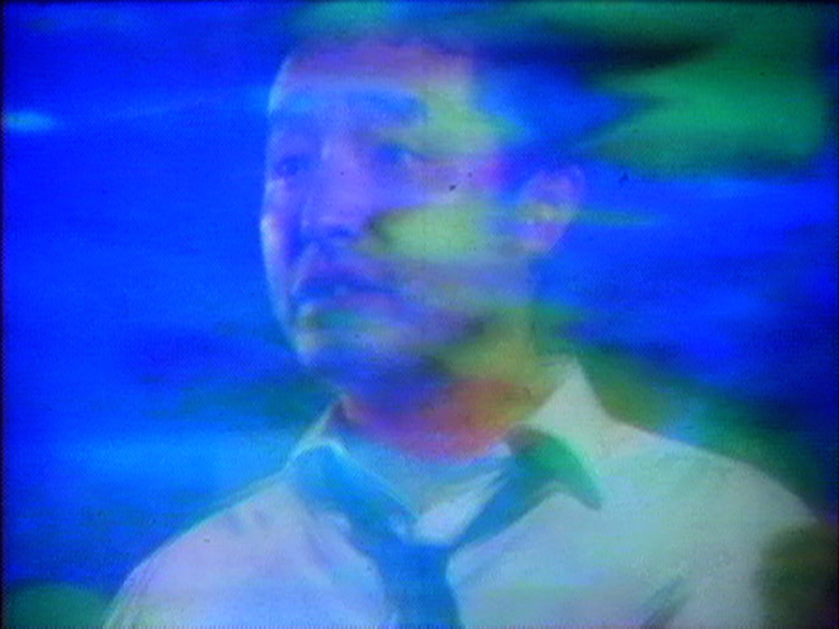 Nam June Paik and Jud Yalkut, Video Commune (Beatles Beginning to End): An Experiment for Television by Nam June Paik 1970. Courtesy of Electronic Arts Intermix (EAI), New York and the Estate of Nam June Paik