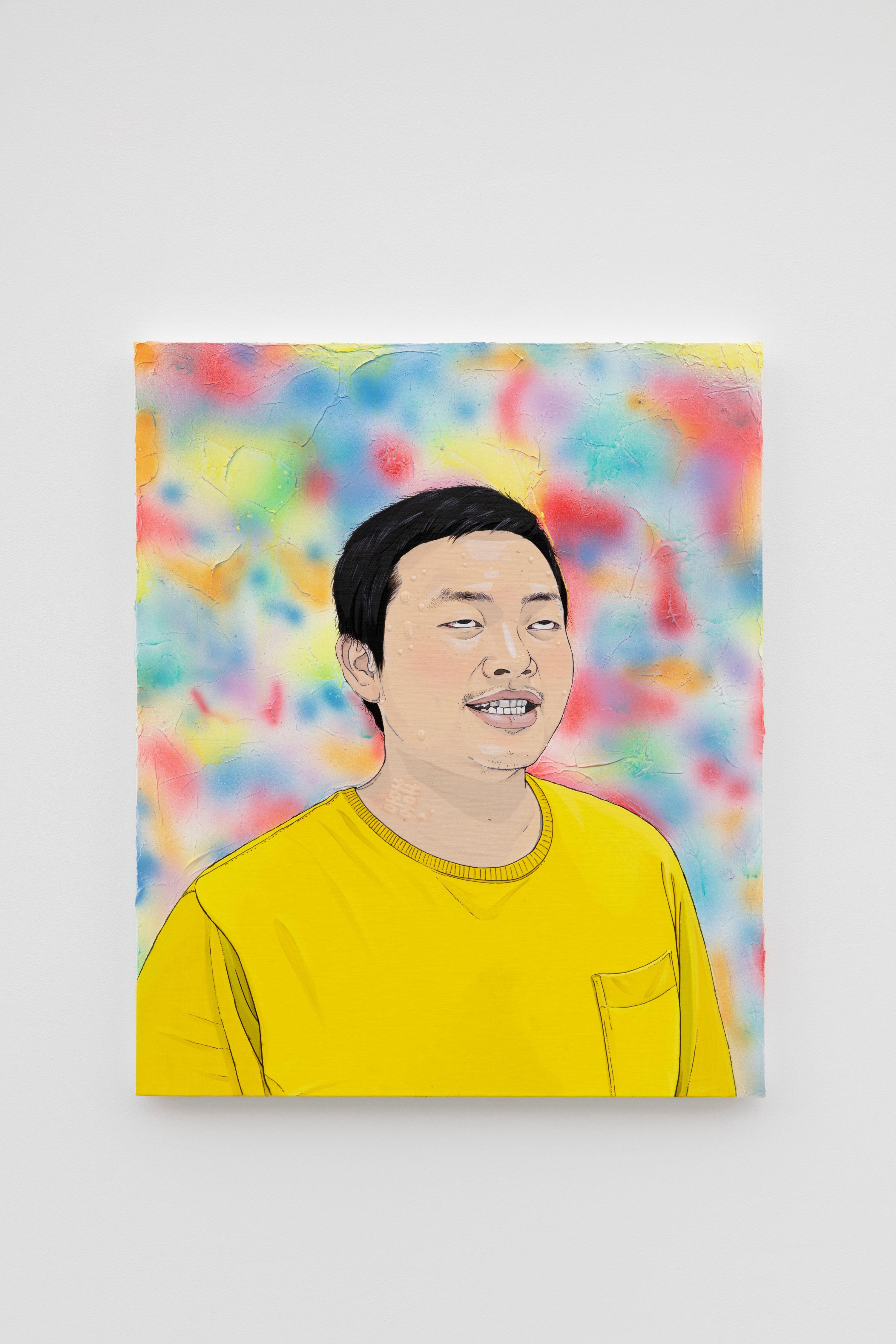Art Student Chen Fei