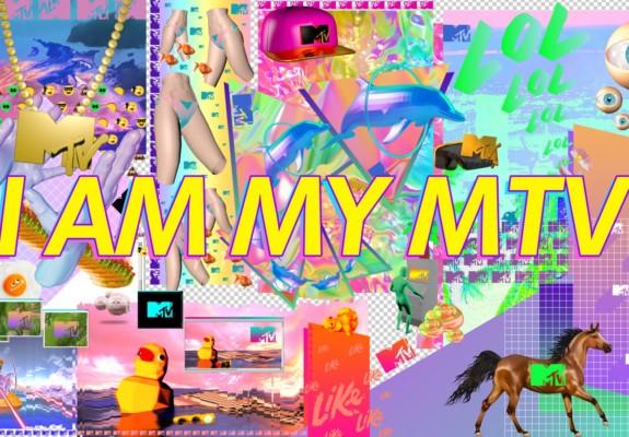 Richard Turley, I AM MY MTV ident