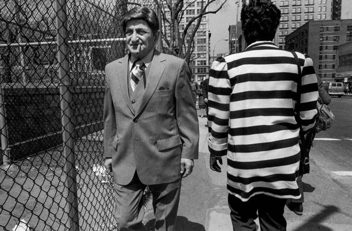 USA. NYC. 1986.