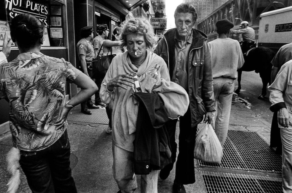 USA. NYC. 1980.
