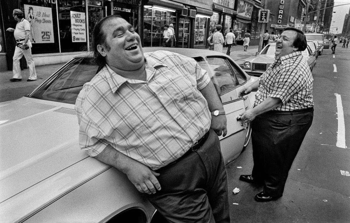 USA. NYC. 1979.
