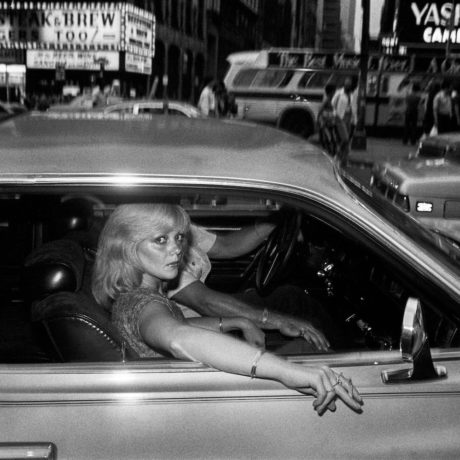 Bruce Gilden, USA. NYC. 1978, from Lost and Found