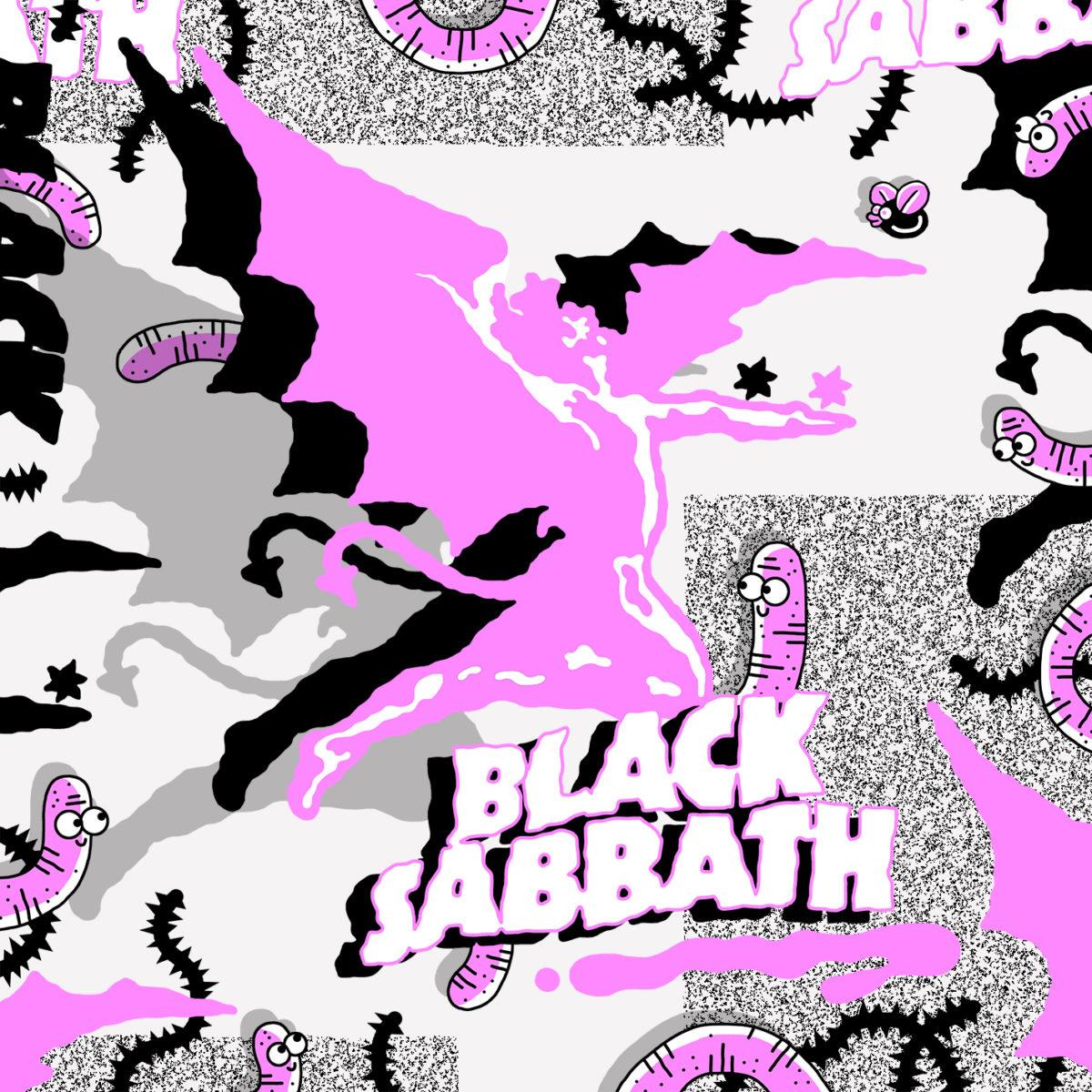 Sam Taylor black sabbath